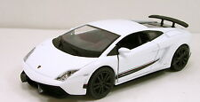 RMZ city Lamborghini Gallardo LP 570-4 Superleggera 1:36 diecast model White R13