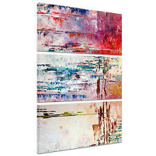 Canvas Prints Home Decor Wall Art Painting- Abstract Watercolor Draw Unframed#A3