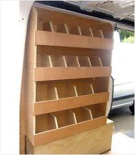 Ford Transit Van Racking Shelving Ply Lining Storage