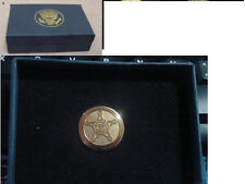 Presidential secret service lapel pin  - no signature