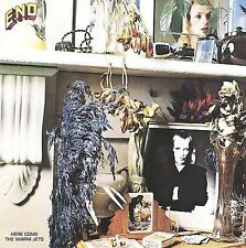 Brian Eno HERE COME THE WARM JETS Baby's On Fire DEBUT SOLO ALBUM New Sealed CD