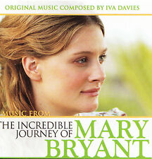 The Incredible Journey of Mary Bryant-2005-Original Movie Soundtrack-25 Track-CD