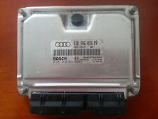 TUNED !!! AUDI A4 ECU 1.9TDI 130 AWX 038906019FP IMMO OFF PLUG&PLAY