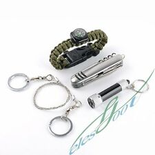 Multi-Function Emergency Supplies SOS Outdoor Camping Survival Tool Phillips