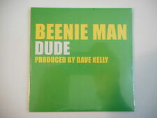 BEENIE MAN : DUDE [ CD SINGLE NEUF PORT GRATUIT ]