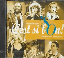 CD album: Compilation: C' Est Si Bon ! '80. Vol.6. Polygram. U