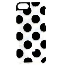 BRAND NEW Griffin Dots All Folks Case for iPhone 5c Transparent With Black Dots