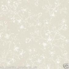 Rasch Wallpaper, Cream / Silver Floral Pattern, Feature, Modern Design BN 268965