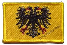 Holy Roman Empire after 1400 Flag EMBROIDERED PATCH 8x6cm Badge