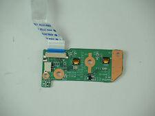 Genuine HP G61 CQ61 Power Button Board W/Cable DA00P6PB6E0 330P6PB0000 Excellent
