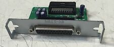 Epson M111A UB-S01 TM-88II TM-88IV Serial Adapter / RS232 Interface Card