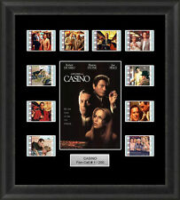 CASINO FRAMED FILM CELL MEMORABILIA ROBERT DENIRO