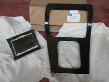 JAGUAR XJ SERIES CENTRE CONSOLE VENEER KIT JLM12286 NEW