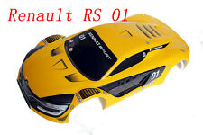 1/10 Painted RC Car Renault RS 01  Body Shell 195mm (C005)
