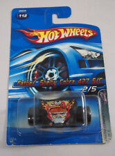 HOT WHEELS FATBAX SHELBY COBRA CRAZED CLOWNS 2/5