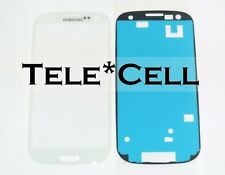 White Replacement LCD Screen Glass Lens Samsung Galaxy S3 9300 I747 T999