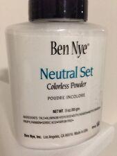 Ben Nye Neutral Set Colorless Face Powder 3 oz