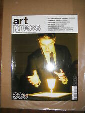 Art Press N°386 Art contemporain Japon Singh Oda Jaune Robert Combas Casanova