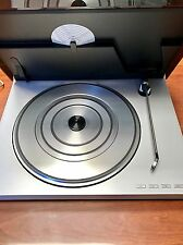 NICE  BANG & OLUFSEN BEOGRAM 5000 TURNTABLE  PERFECT WORKING COND MMC 5 CARTRI