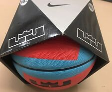 NIKE LEBRON JAMES XIII PLAYGROUND Official Basketball Ball BB0586-419 Size 7 NEW