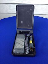 Vtg Braun 5567U Electric Rechargeable Shaver Razor New Batteries Nice Germany