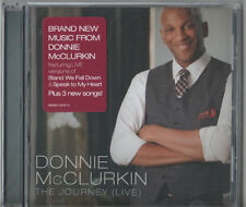 The Journey (Live) CD By Donnie McClurkin (I Need You) BRAND NEW & SEALED