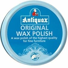 Antiquax Original Wax Polish for Modern and Antique Furniture 100ml Free P&P