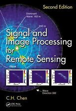 Signal Processing for Remote Sensing, Second Edition by C. H. Chen (2012,...