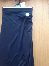 PACK OF 2 WAIST SLIPS SIZE 14 M&S 1 WHITE 1 BLACK LENGTH 23 IN CLING RESISTANT