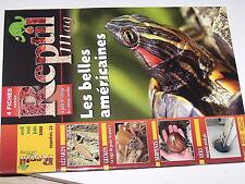 µµ Revue Reptil Mag n°32 Radio chez reptileRepro Antaresia Perthensis Trachemyde