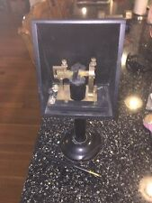 Antique Sounder Western Electric Morse Code key relay Telegraph Resonator