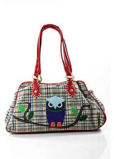 Paul & Joe For Target Multicolored Plaid Shoulder Bag
