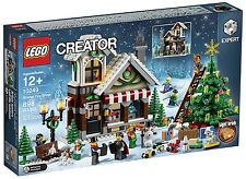 LEGO 10249 Creator More winterly Toy shop NIP fits 10245, 10254