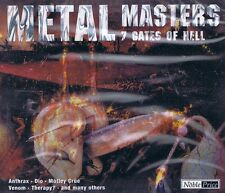 MUSIK-CD NEU/OVP - Metal Masters - 7 Gates Of Hell