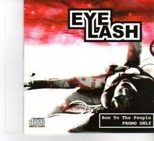 (DF548) Eye Lash, Bow To The People - 2008 DJ CD