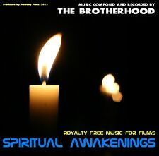 "ROYALTY FREE MUSIC ""Spiritual Awakenings"" - DIGITAL DOWNLOAD"
