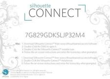 Silhouette Studio Connect Software Integration Plugin - CODE BY EMAIL