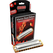 Marine Band Deluxe E Hohner