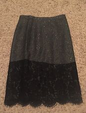 J.CREW THE PERFECT PARTY SKIRT - SIZE 0 - SOLD OUT!!!