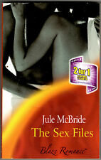 The Sex Files by Jule McBride (Paperback, 2003)
