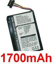 Batterie 1700mAh type G025A-Ab G025M-AB BP-LP1200 Pour Mitac Mio P550