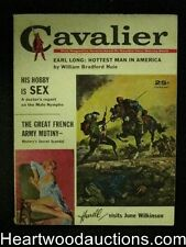 Cavalier Feb 1960 June Wilkinson, Steve Allen, Ray Bradbury