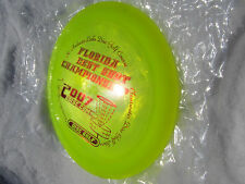 Destroyer New Sweet Rare Disc Golf 2007 Innova 1st Run CFR Champion Red Stamp