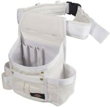 12-1/2 in. Painter's Utility Pouch Tools Construction Contractor Pocket Storage
