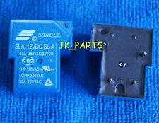5pcs ORIGINAL SLA-12VDC-SL-A 12VDC SONGLE Relay 4Pins