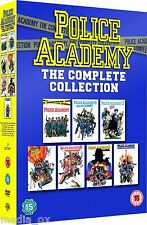 Police Academy: The Complete Collection 1 - 7 Movie Box Set | New | Sealed | DVD