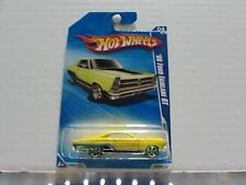 1966 Ford Fairlane GT Hot Wheels 1:64 Scale Diecast Car *UNOPENED*