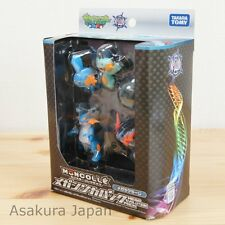 Pokemon Monster Collection XY Mega Evolution Pack Mega Swampert Figure Stone