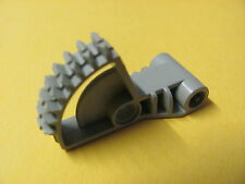 LEGO 41667 @@ Technic, Arm 2 x 5 with 1/4 Gear 8 (x1) @@ GREY @@ GRIS