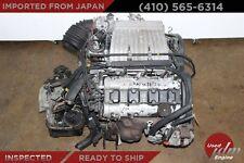 90 93 JDM Mitsubishi 3000GT 6G72 Non Turbo Engine 3.0L 24V Auto Trans